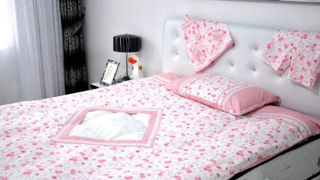 Как сшить постельное белье своими руками: пододеяльник, размеры, инструкция