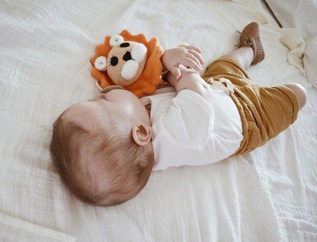 Игрушка сплюшка своими руками: выкройки зайки засыпайки в натуральную величину