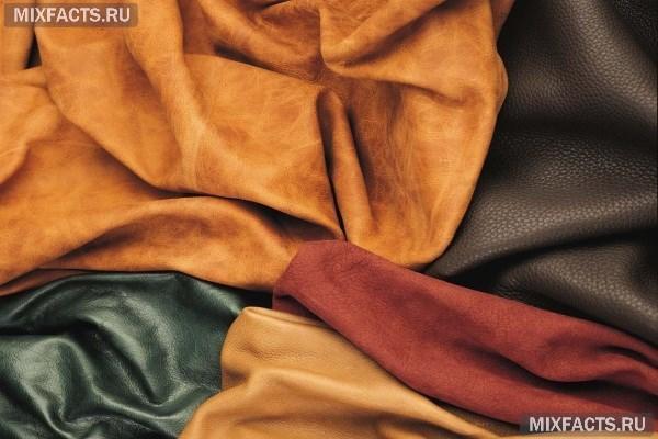 Уход за экокожей, как отличить от кожи и кожзама: ее виды и преимущества