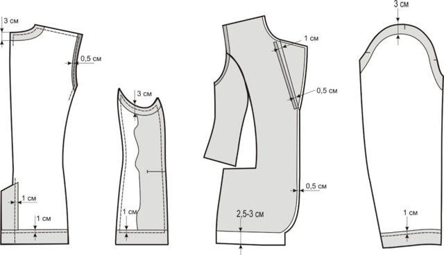 Лекало: это что такое для шитья одежды и для чего они нужны в работе