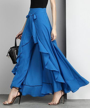 Брюки палаццо: выкройка для полных женщин, как сшить юбку своими руками