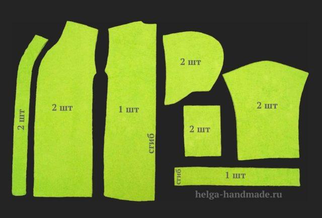 Как сшить халат своими руками быстро и без выкройки из пледа и без швов