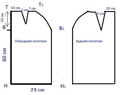 Выкройка на прямую юбку для начинающих: пошаговая инструкция, как сделать