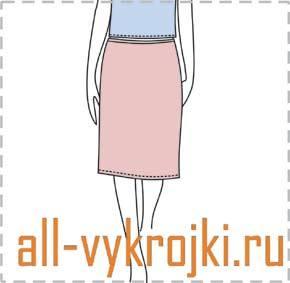 Платье годе: как сшить юбку своими руками быстро, выкройка, простой покрой