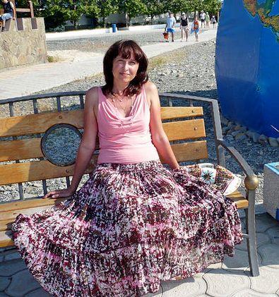Юбка ярусами: выкройка и расход материала, как сшить многоярусную юбочку