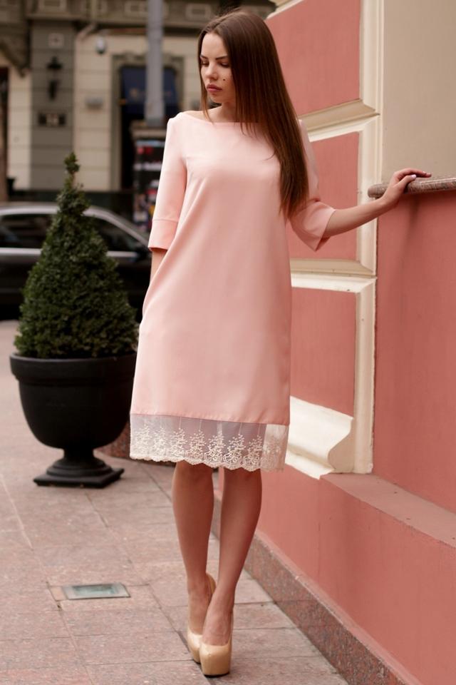 Как пришить кружево к подолу платья, к ткани на низу юбки вручную