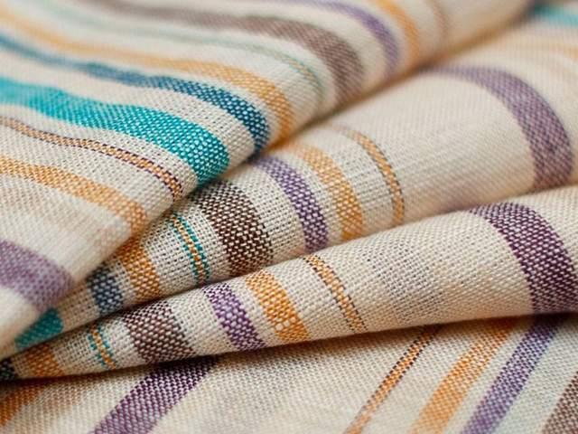 Лен (ткань): свойства льняного материала, из чего делают полотно, виды, описание
