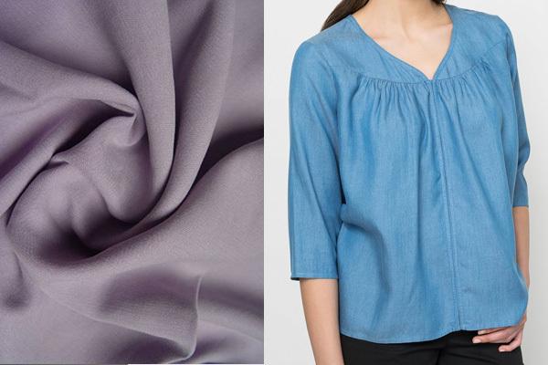 Вискоза: что за ткань, натуральная или нет, тянется ли материал, из чего состоит