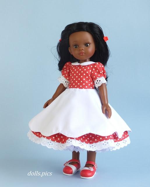 Выкройки для кукол Паола Рейна: 32 см в натуральную величину своими руками