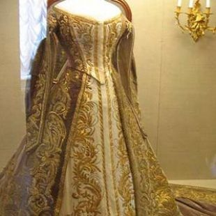 Парча (ткань): что это такое, золотой и черный материал, описание