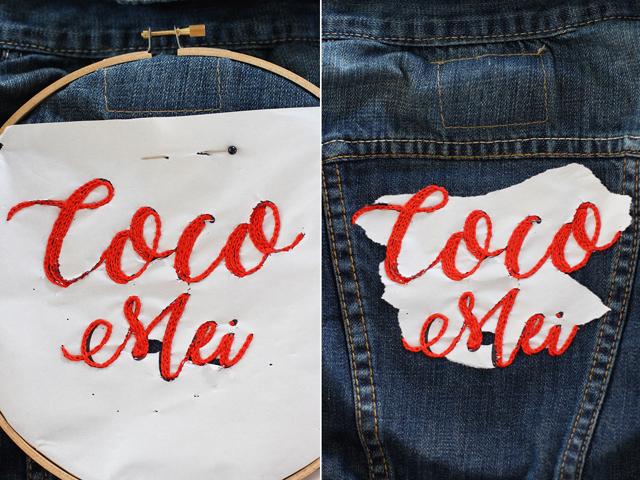 Вышивка на футболке своими руками: как вышить надпись, схемы, вручную