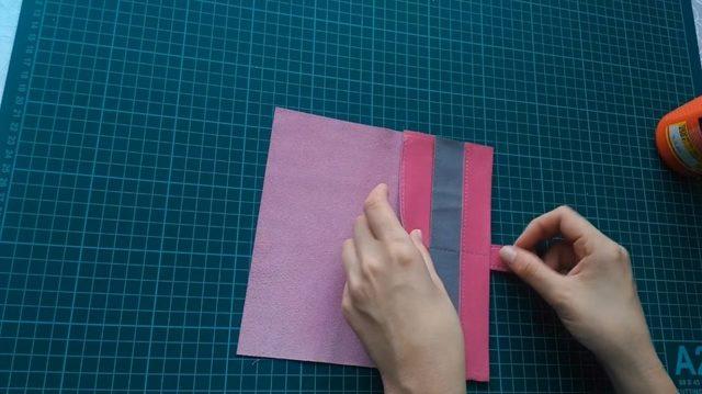 Как сшить кошелек из кожи своими руками: выкройки и лекала портмоне