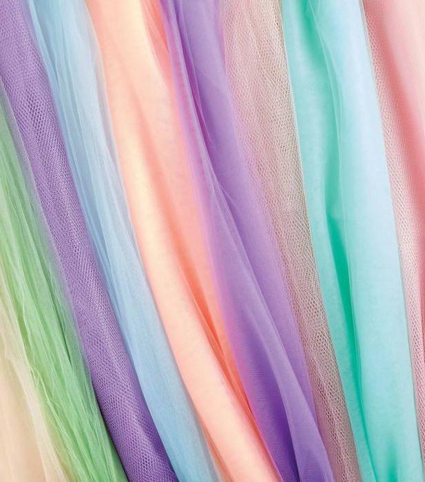 Тюль: это что такое, он или она - как правильно, описание и виды текстиля