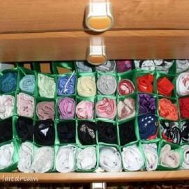 Органайзер из ткани своими руками: для швейных принадлежностей, для косметики