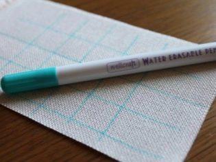 Маркер для ткани несмываемый: исчезающие и смывающиеся фломастеры