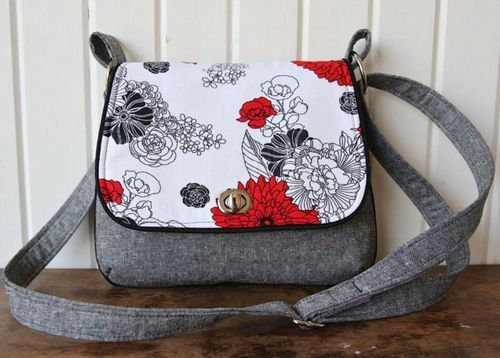 Сшить сумку из ткани своими руками: выкройки для начинающих (пошагово)