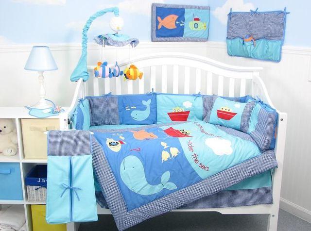 Как сшить бортики в кроватку своими руками: выкройки с размерами для новорожденных