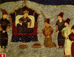 Монгольский кашемир:
