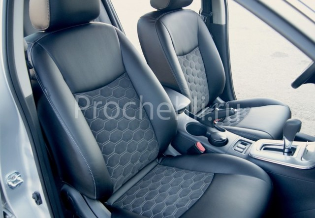 Чехлы алькантара: авточехлы на автомобильные сиденья, сочетание с экокожей