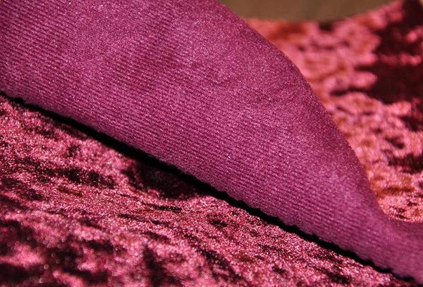 Ткань попроще бархата и похожая на нее: с ворсом, отличия от велюра и других
