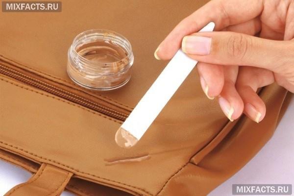 Жидкая кожа своими руками: как сделать и как пользоваться для ремонта изделий