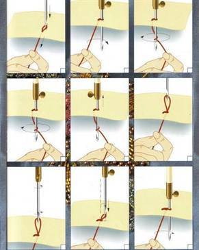 Тамбурная вышивка (обережная) крючком, крестом: схемы для начинающих