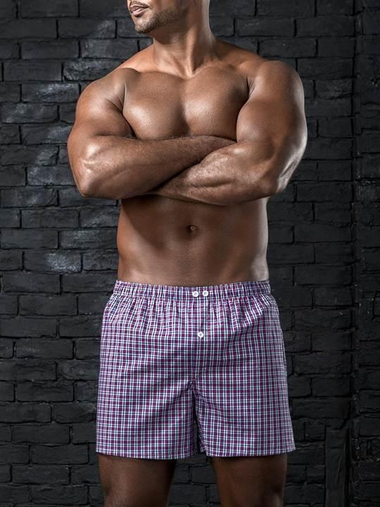 Выкройка мужских боксеров: как сшить трусы своими руками для начинающих