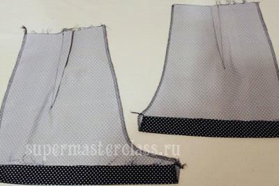 Выкройка женских шорт с завышенной талией: как сшить своими руками