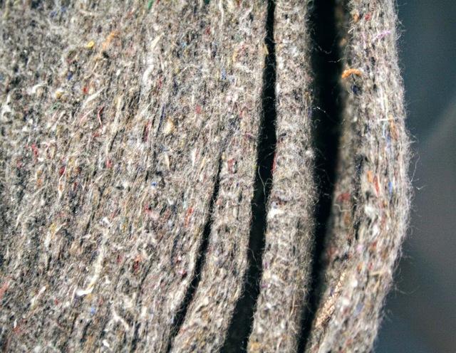 Синтетический войлок: производство искусственного и натурального материала