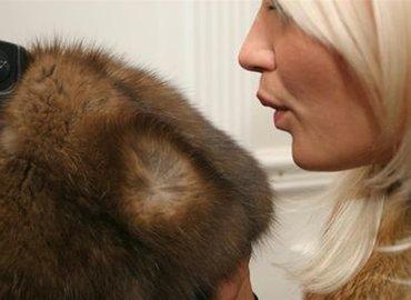 Мех норки (черный): виды, отличие от сурка, как называется, искусственный