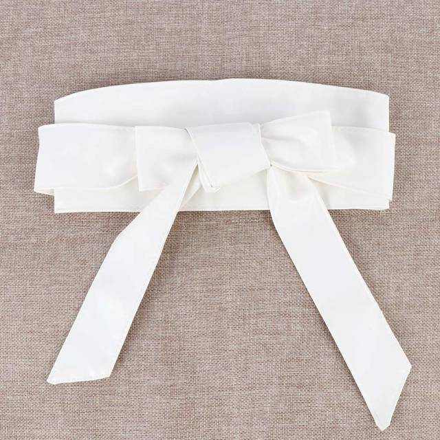 Бант из ткани: как сделать самой своими руками на платье, мастер класс