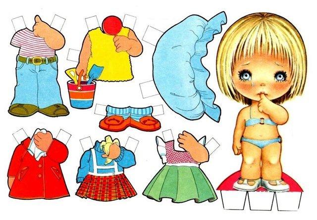 Как сшить одежду для кукол своими руками: выкройки для начинающих поэтапно