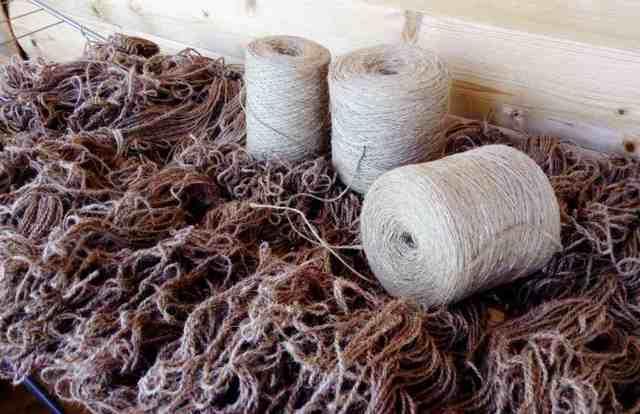 Джут: это что такое, из чего изготавливают материал, как выглядит волокно