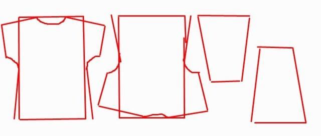 Как сшить кофту своими руками для начинающих: выкройка из трикотажа