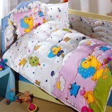 Как сшить детское постельное белье в кроватку для новорожденного своими руками