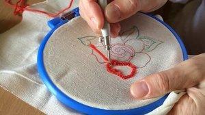 Ковровая вышивка: техника для начинающих с помощью специальной иглы