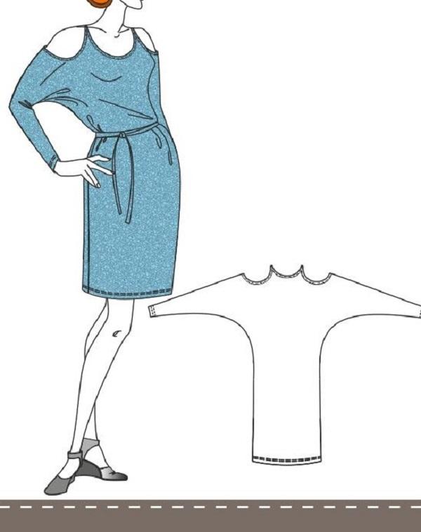 Шью сама с выкройками и без: легко и просто для начинающих своими руками