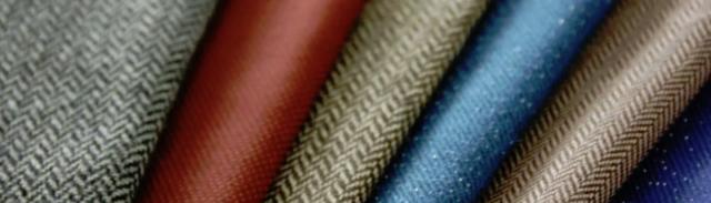 Виды тканей: для одежды, какие бывают плотные типы, фото и название