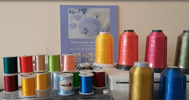 Какие нитки нужны для швейных машин: как выбрать, толщина, самые прочные