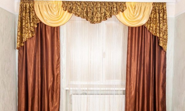 Как красиво повесить тюль: как правильно должна висеть на окне, как собрать