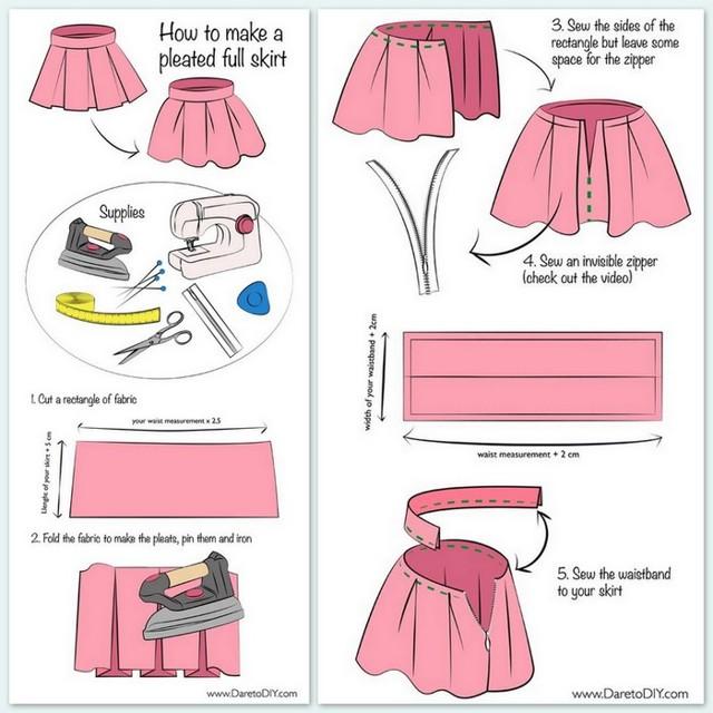 Юбка татьянка: как сшить, пошаговая инструкция, выкройка своими руками