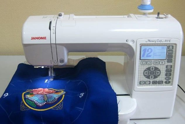 Вышивка на ткани: логотипа, имени, рисунка, особенности машинной работы