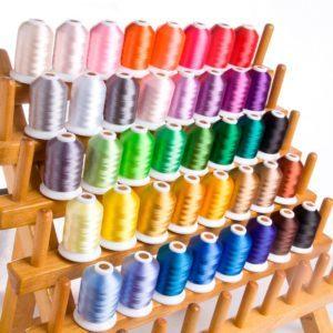 Нитки швейные: для шитья, для швейных машин, сколько стоят хорошие