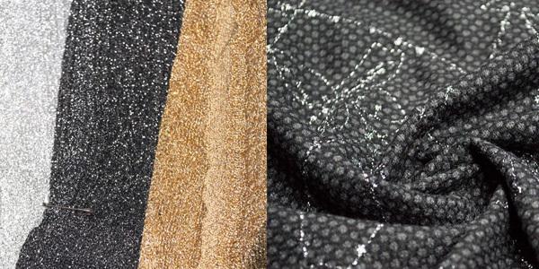 Люрекс (ткань): основные характеристики и применение трикотажа в одежде