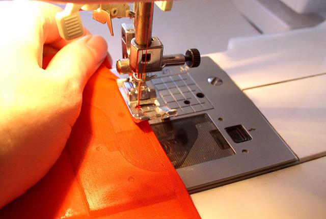 Московский шов на тонких тканях: на шифоне и других разновидностях