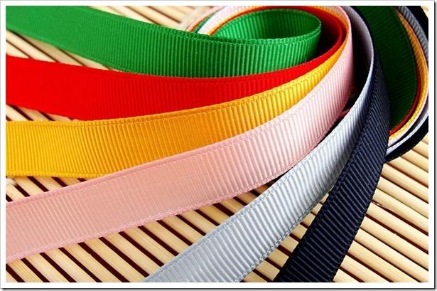 Репсовая лента: что это такое, для чего используют в шитье, состав ткани
