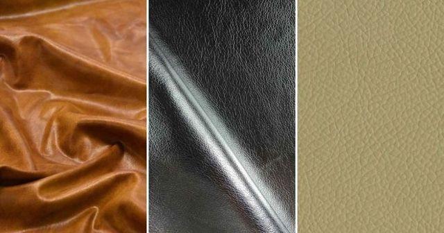 Экокожа: что это за материал, натуральная или нет, отличие от искусственной