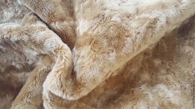 Плюш Минки: что за ткань, состав и свойства американского материала minky