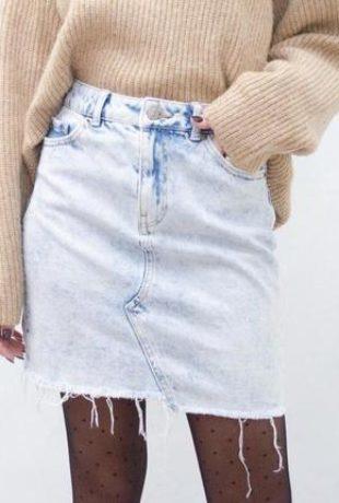 Как из брюк сшить юбку своими руками: пошаговая инструкция для начинающих