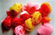 Розы из ткани своими руками: как сделать, мастер класс для начинающих